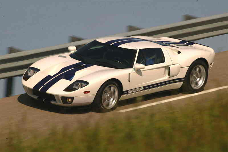 2019 Ford Gt Carbon Series Top Speed