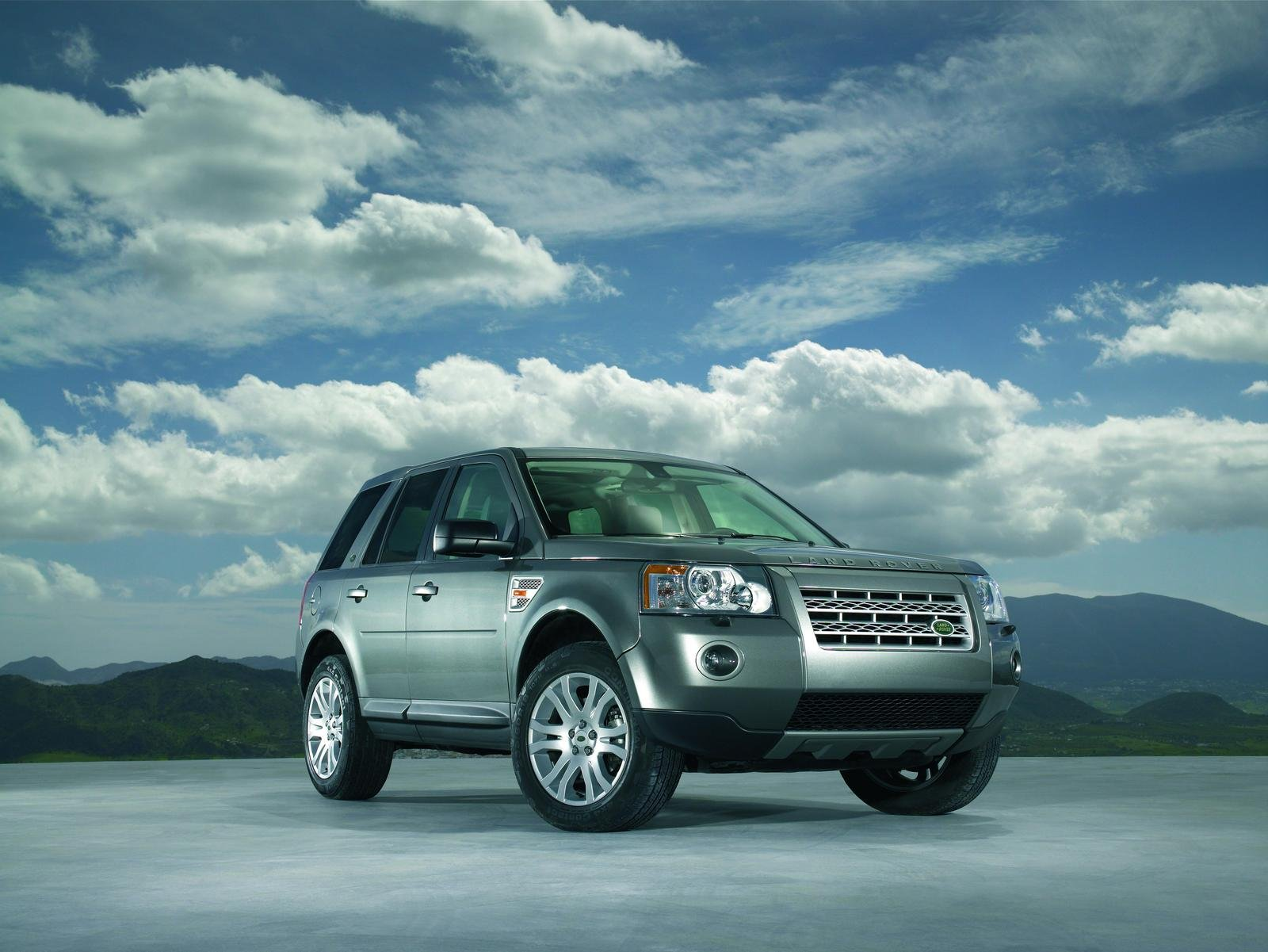 2007 Land Rover LR2 Review Top Speed