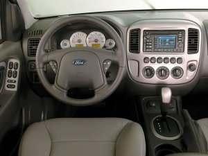 2007 Ford Escape Hybrid | car review @ Top Speed