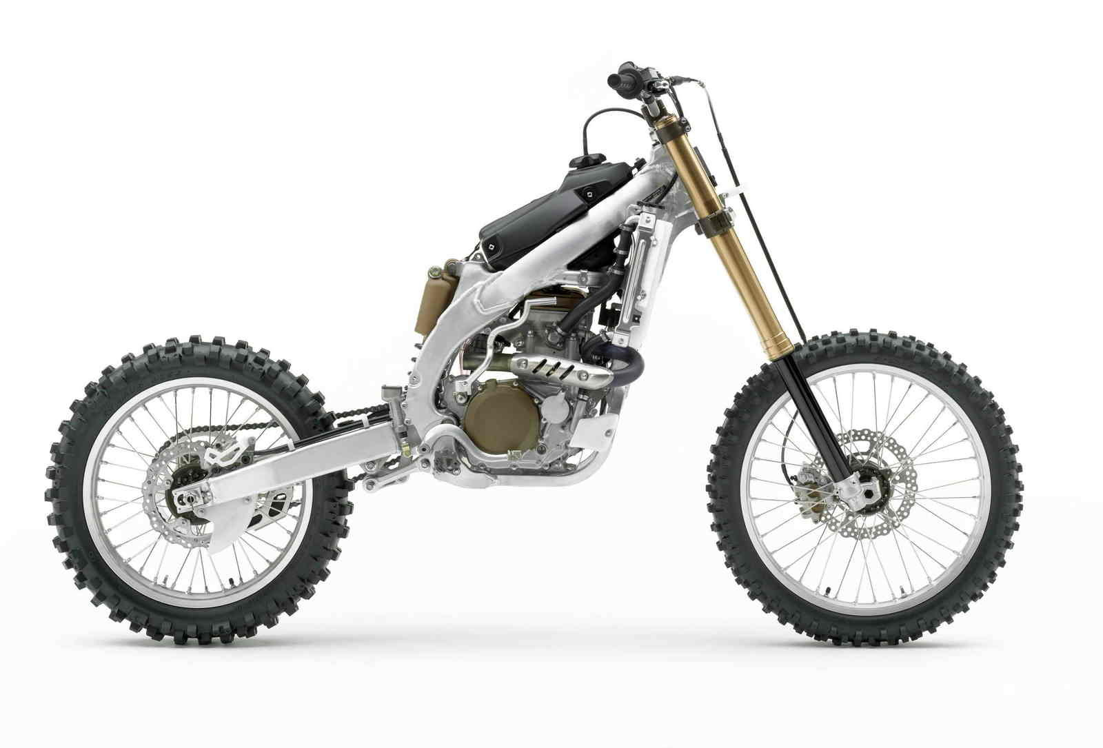 Honda Road Star Motorcycle