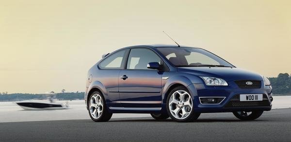 2007 Ford Focus St Review Top Speed