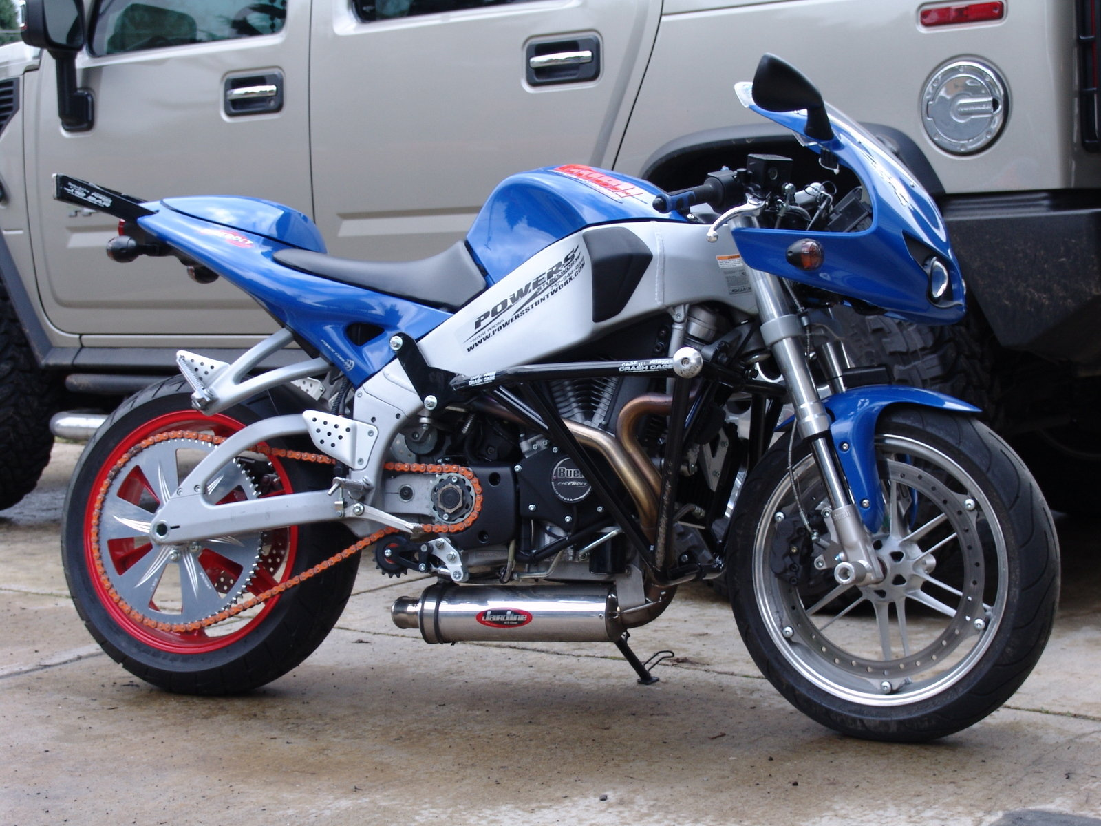 2006 Buell Firebolt XB9R Picture 172824 Motorcycle