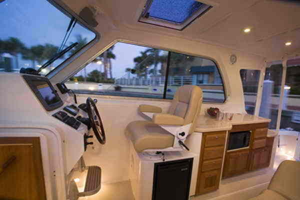 2007 Back Cove 33 Boat Review Top Speed