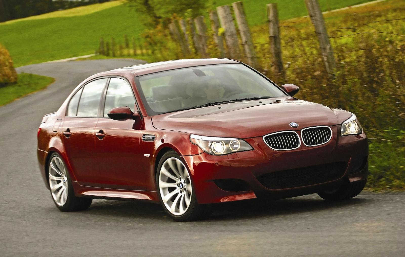 Bmw 5 Series And M5 Pricing Announced News