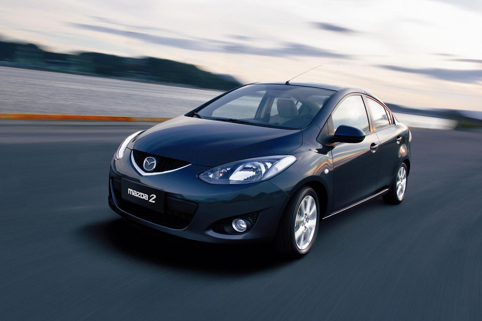 2008 Mazda2 Sedan Review Top Speed