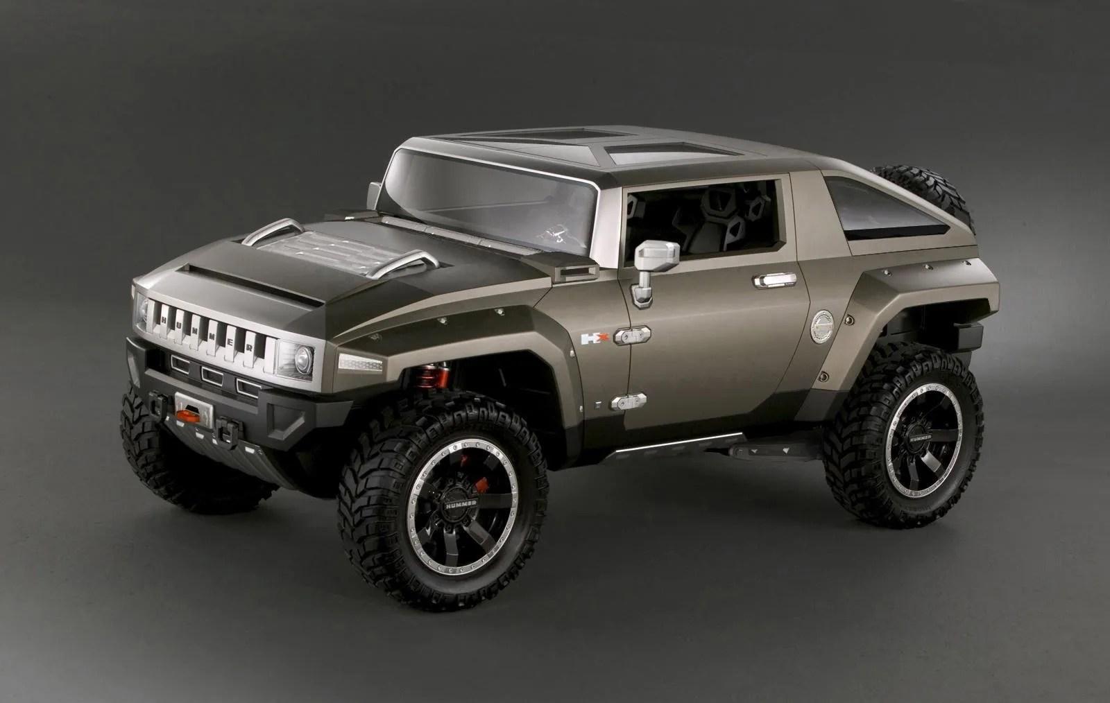 Hummer HX Concept | new fastest cars