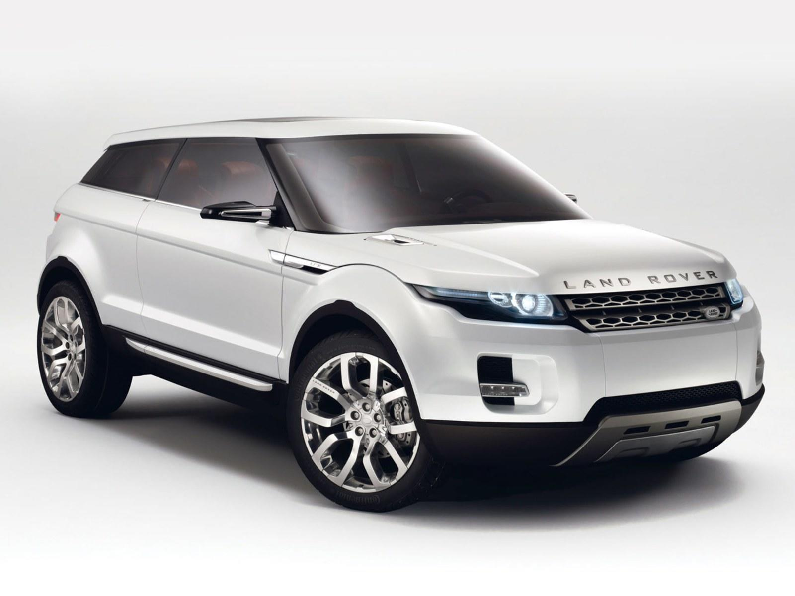 Land Rover s Future 7 seater Will Be Called Ventura News Gallery