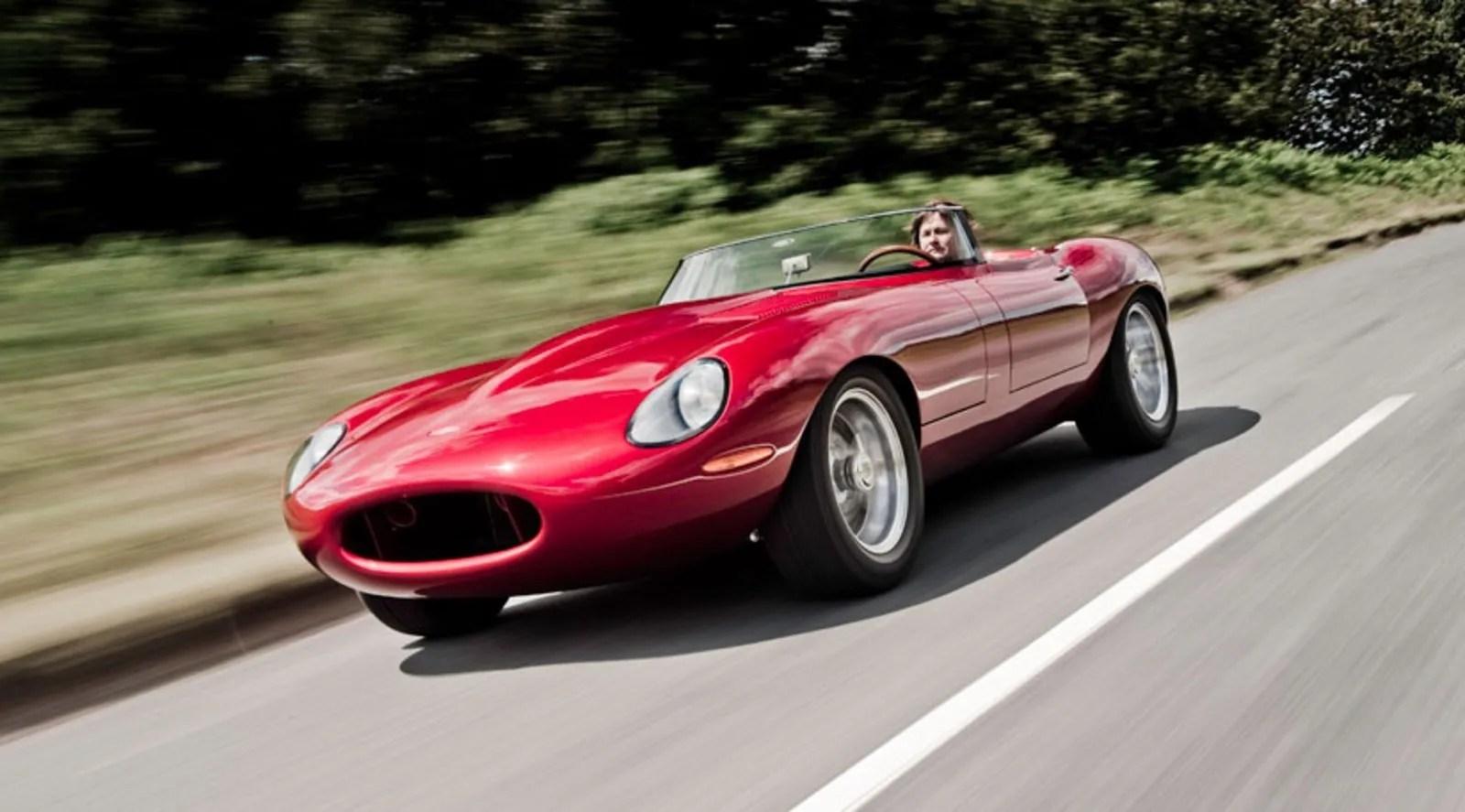 Eagle E Type Speedster News Top Speed