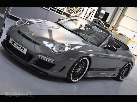 "Porsche 996/997 ""Metamorphosis"" by Prior Design"