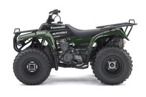 2011 Kawasaki Bayou 250 | motorcycle review @ Top Speed
