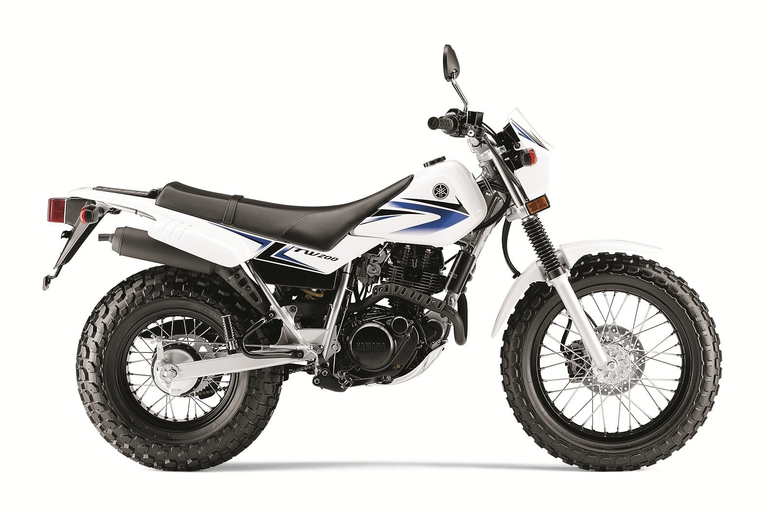 Yamaha Dual Purpose Tw200