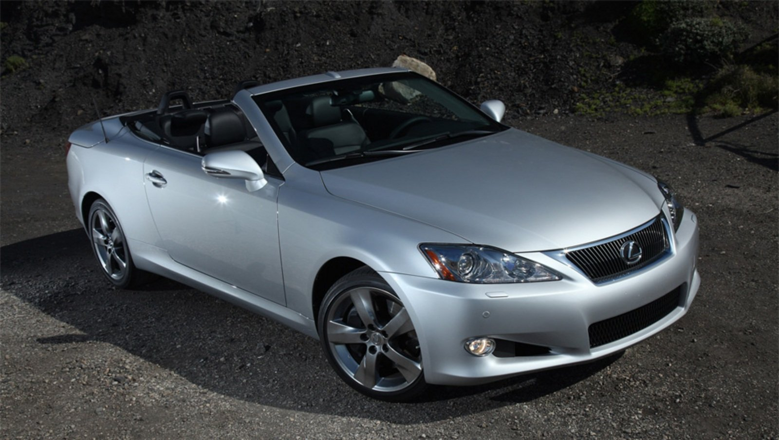 2012 Lexus Is Convertible Review Top Speed