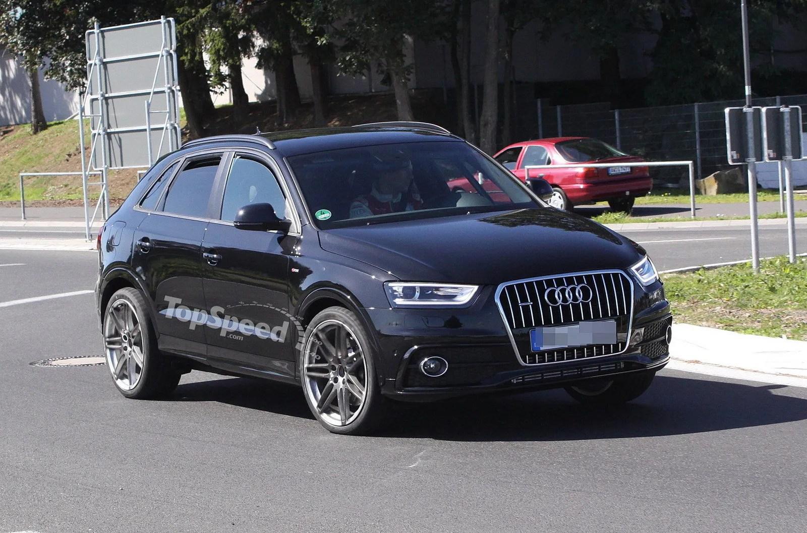 Audi Rs3 Interior