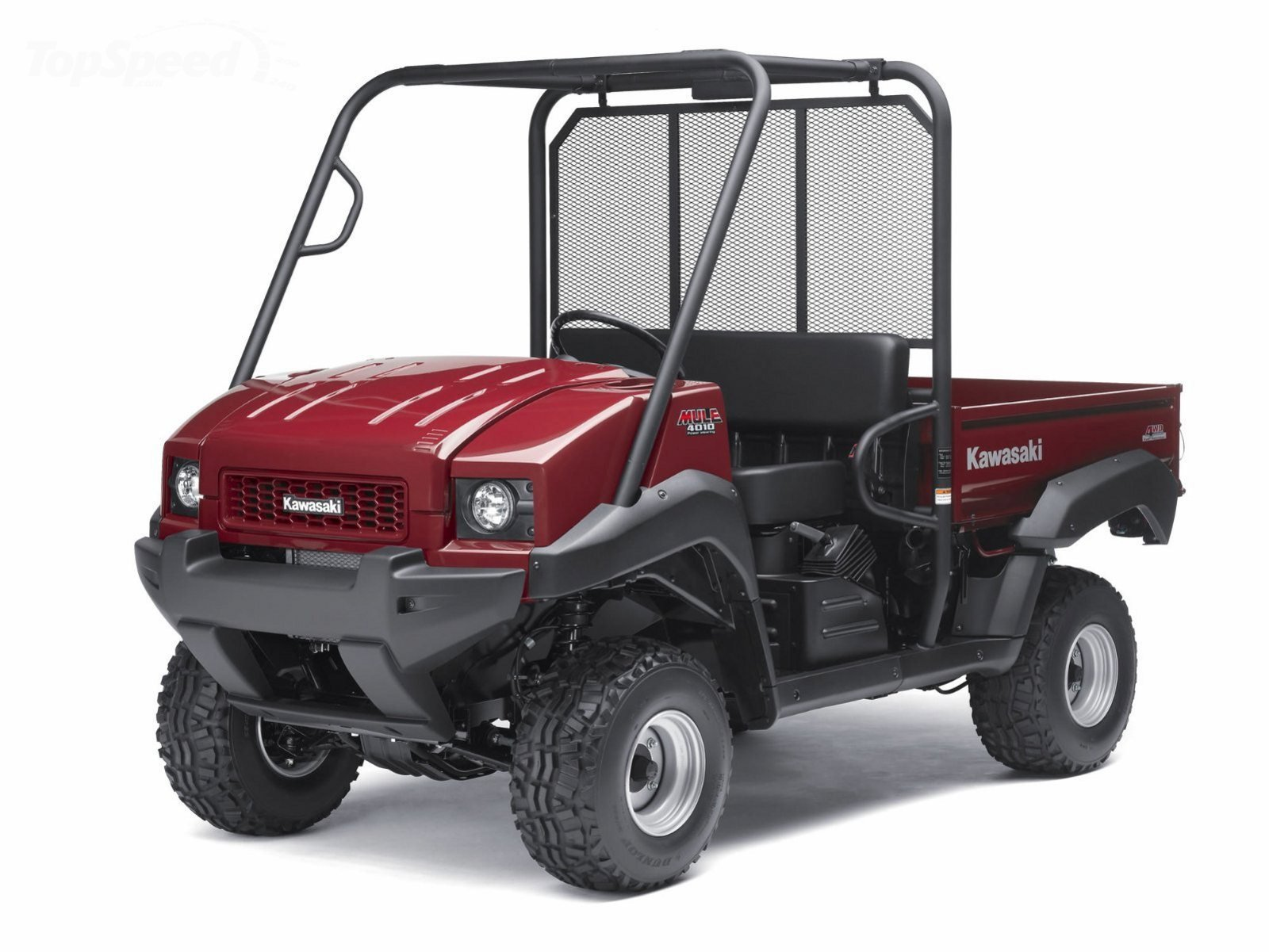 Kawasaki Mule 4x4 Review