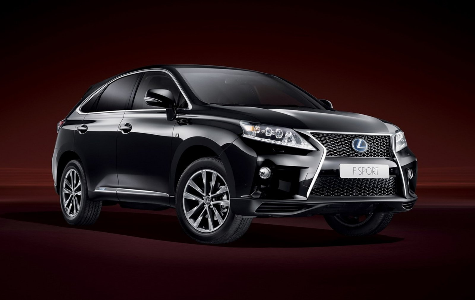 2013 Lexus RX 450h F Sport Review Top Speed