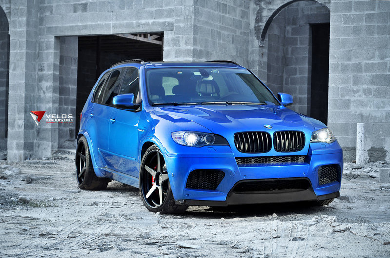 2010-2013 BMW X5M by Velos Designwerks wallpaper image