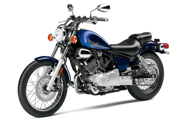 yamaha v-star 250 picture