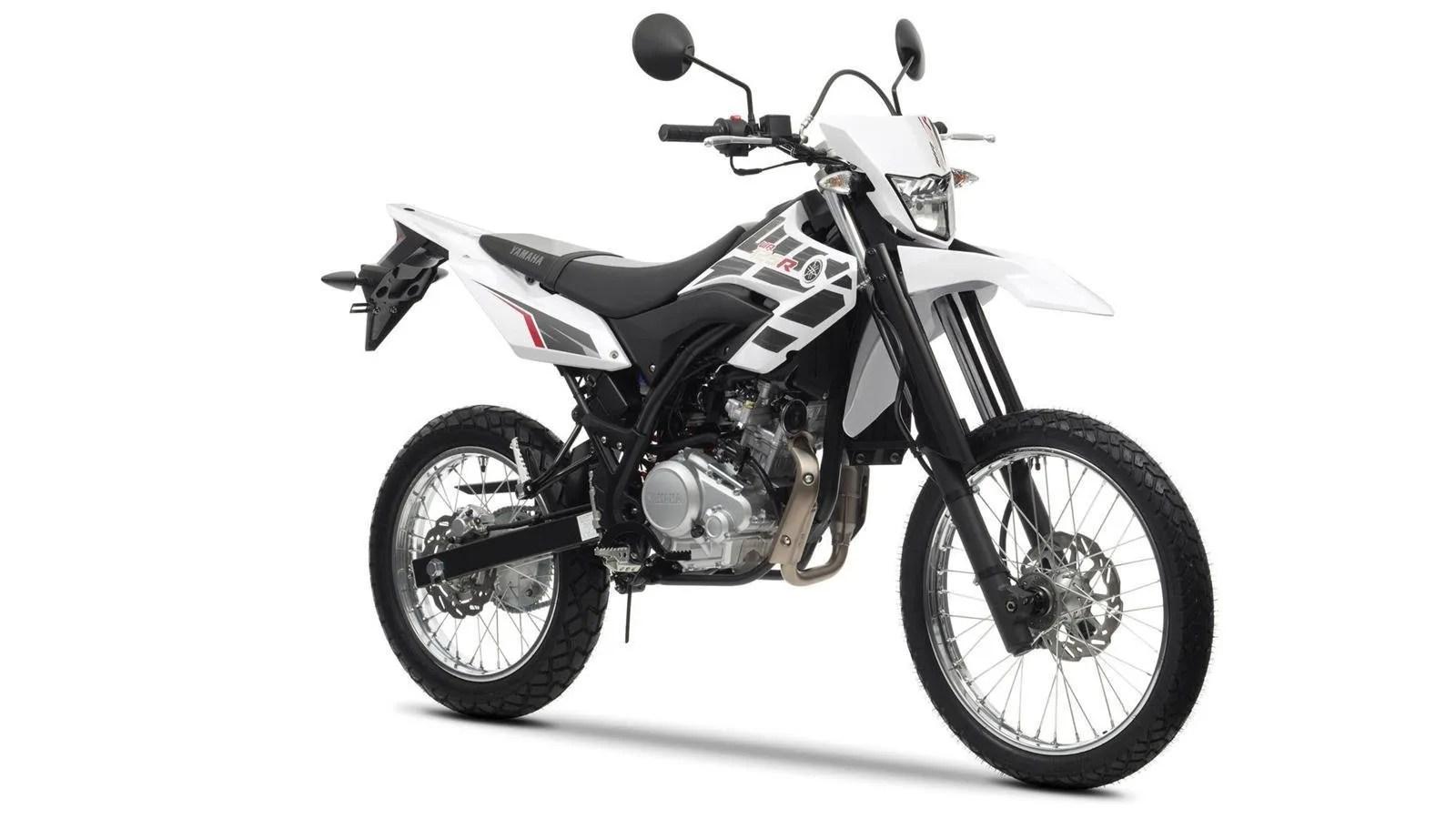 Yamaha Wr125r