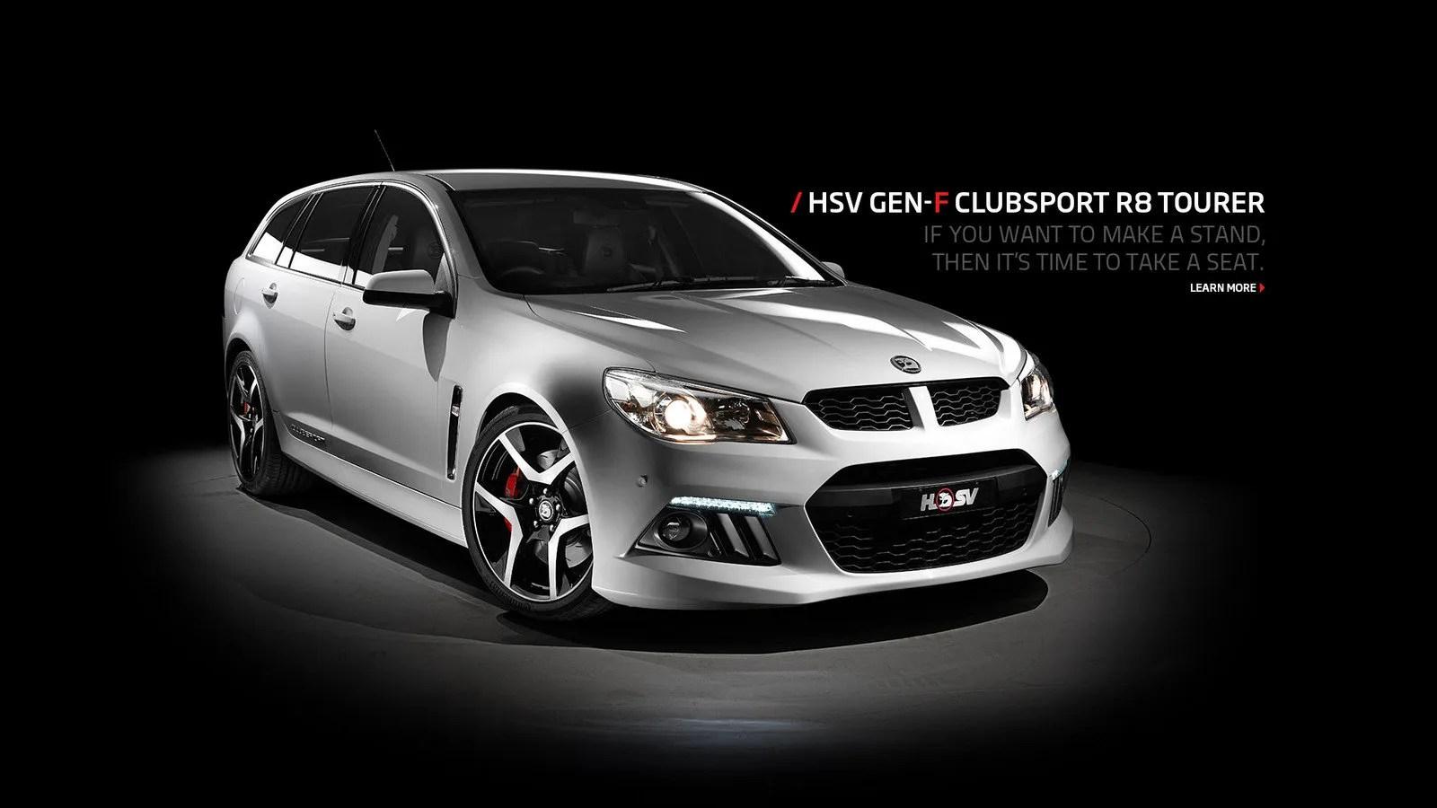 2013 Hsv Gen F Clubsport R8 Tourer Top Speed