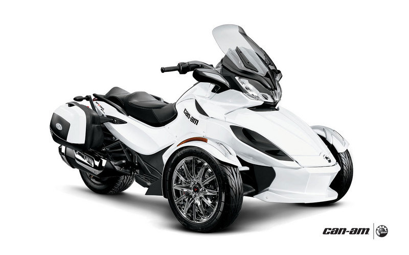 2013 can-am spyder st limited - DOC509790