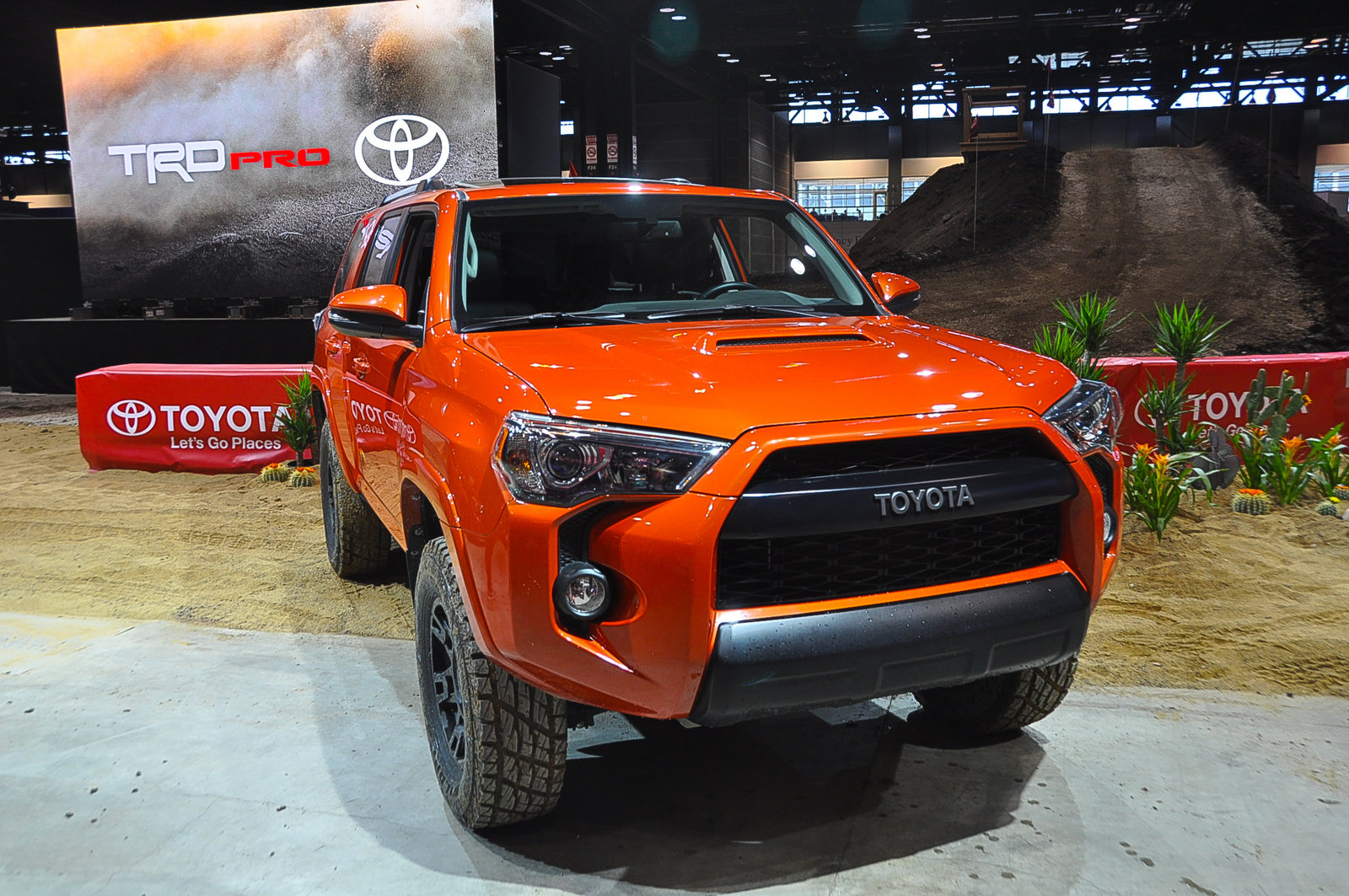 Toyota Front Pickup Suspension