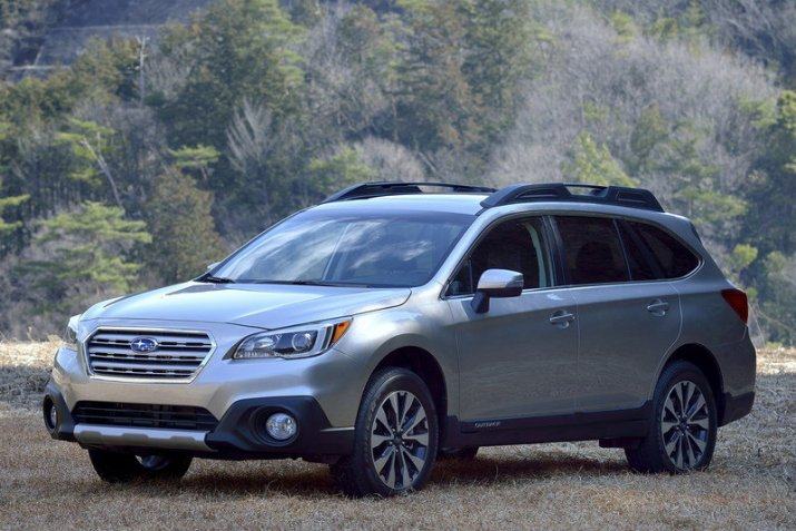 2015 - 2017 Subaru Outback High Resolution Exterior - image 549739