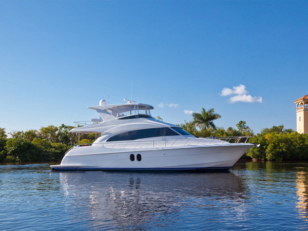 2014 Hatteras 60 Motor Yacht Boat Review Top Speed