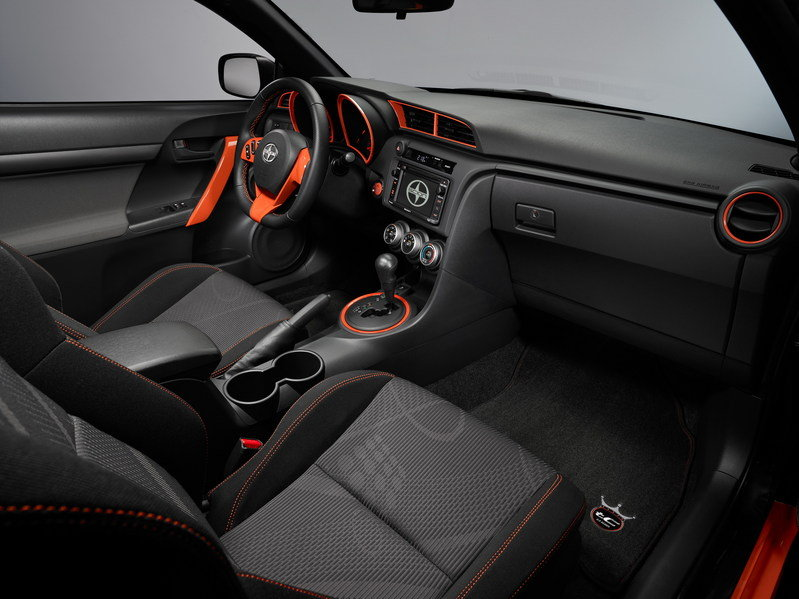 2015 Scion Tc Release Series 9 0 Top Speed