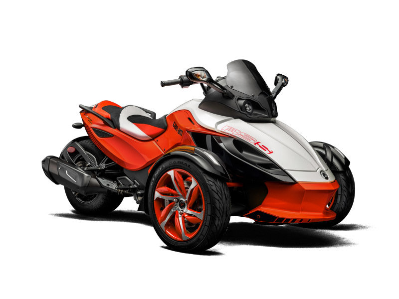Can Am Spyder Performance Parts