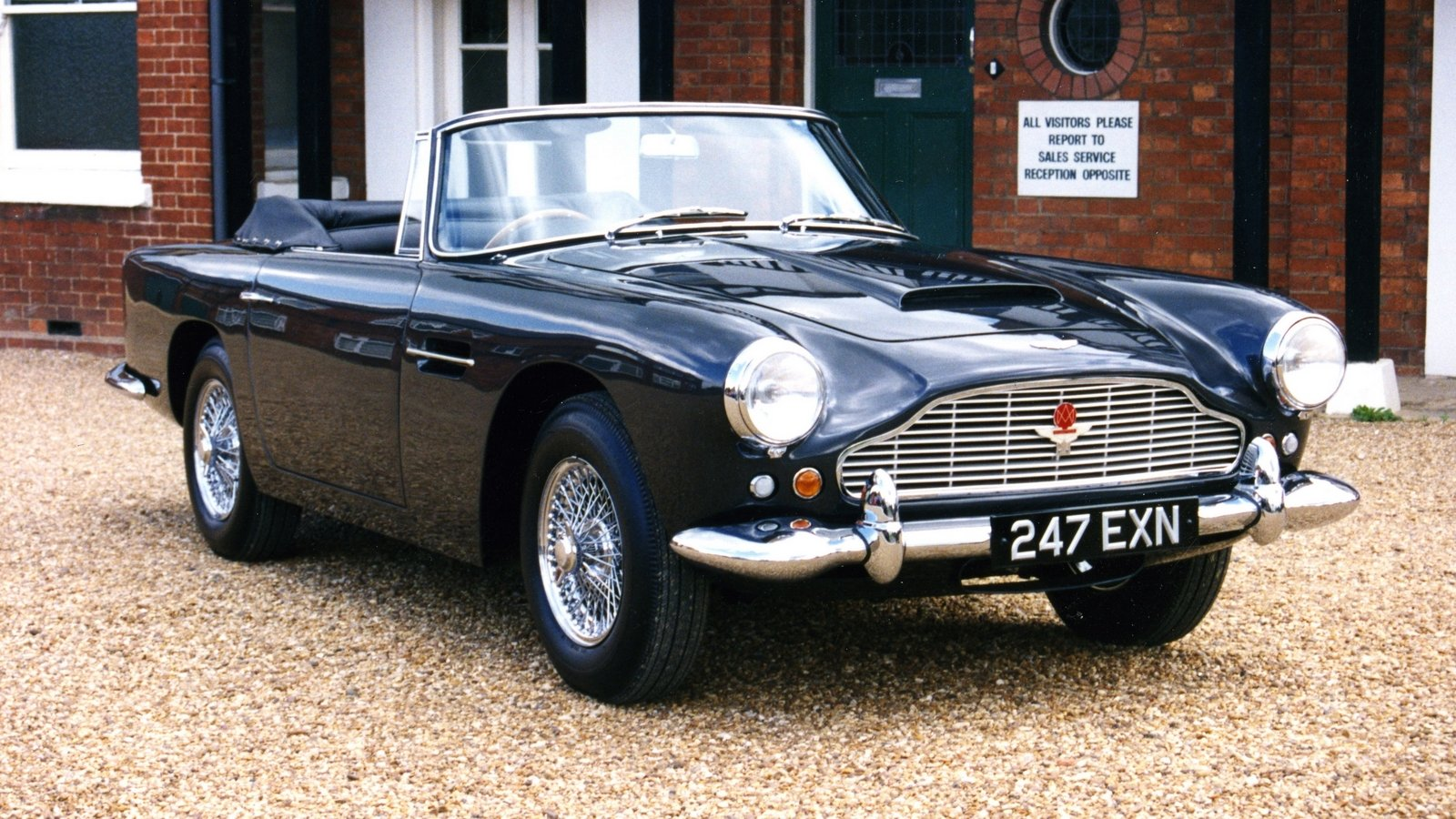 1958 1963 Aston Martin DB4 Review Top Speed