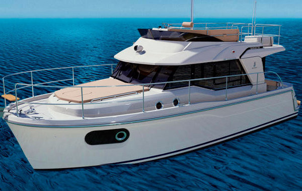 Bnteau Swift Trawler 30 To Launch In Paris On December