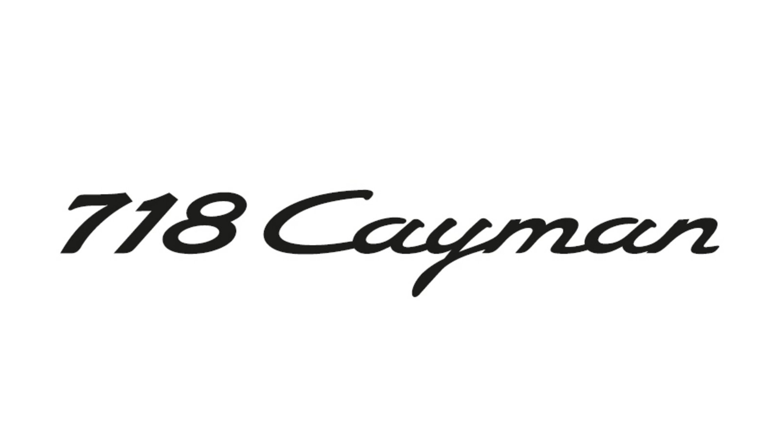 Porsche Cayman And Boxster Will Be Renamed To 718 Cayman