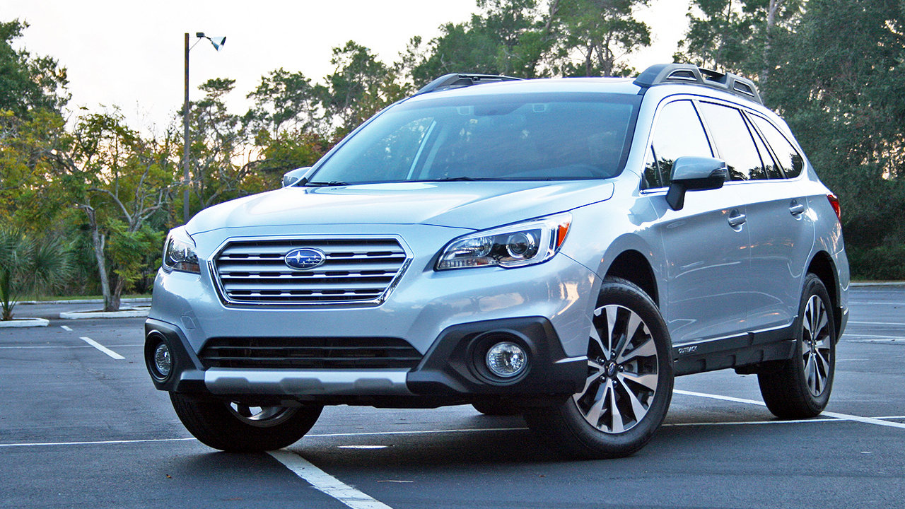 2016 Subaru Outback 36R Limited Driven Picture 663793