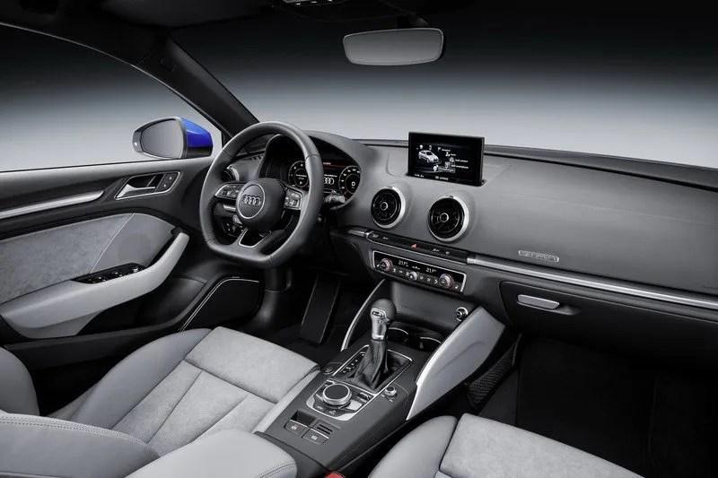 Audi A3 Interior India