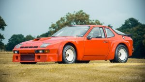 1981 Porsche 924 GTR Review  Top Speed