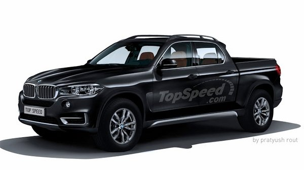 2018 BMW Pickup Review Top Speed