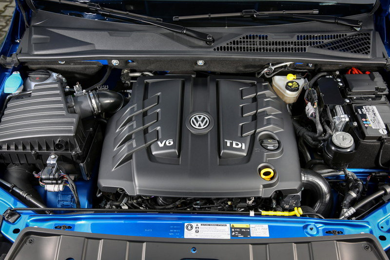 2018 Volkswagen Amarok High Resolution Drivetrain - image 688222
