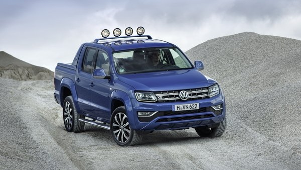 2018 Volkswagen Amarok Review Top Speed