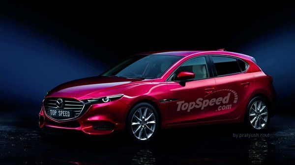 2019 Mazda3 Review Top Speed