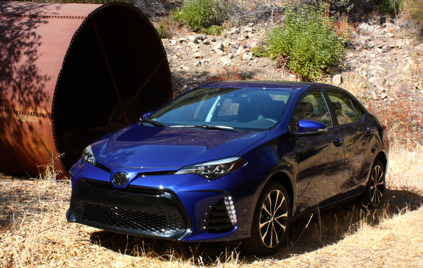 2017 Toyota Corolla Driving Impression And Review Review