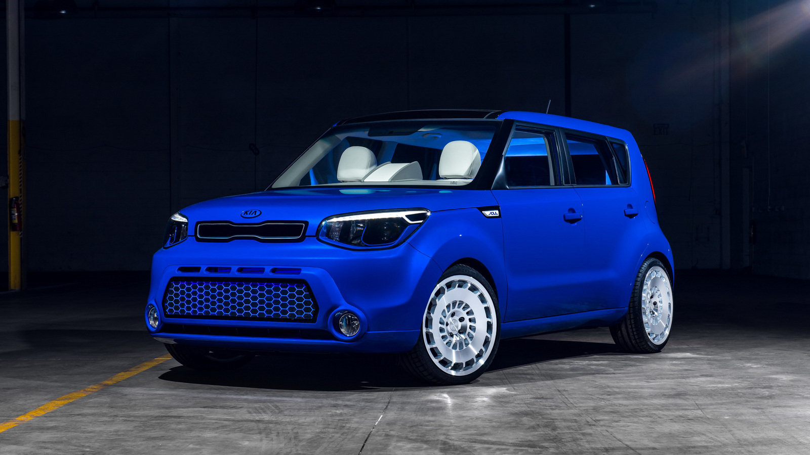 2016 Kia Soul First Class Top Speed