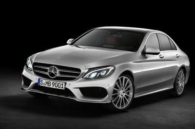 2015 Mercedes-Benz C-Class - image 698581
