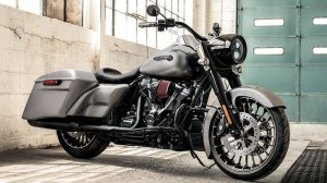 2017 HarleyDavidson Road King & Road King Special Gallery 705471 | Top Speed