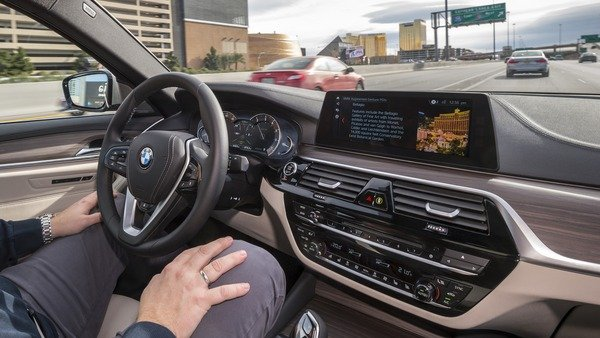 will bmw be the first brand to offer level 5 autonomy - DOC710743