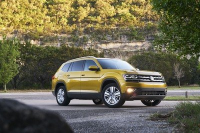 Volkswagen Has Eyes on Two More SUVs in the U.S. - image 711944