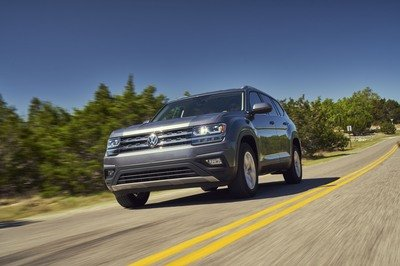 Volkswagen Has Eyes on Two More SUVs in the U.S. - image 711920