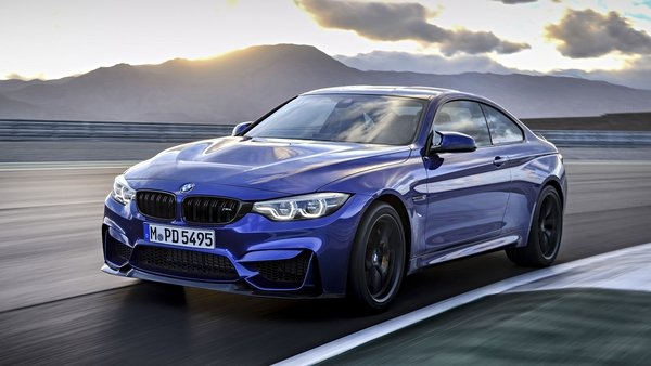 the brand-new bmw m4 cs is a gts without the big wing - DOC714232