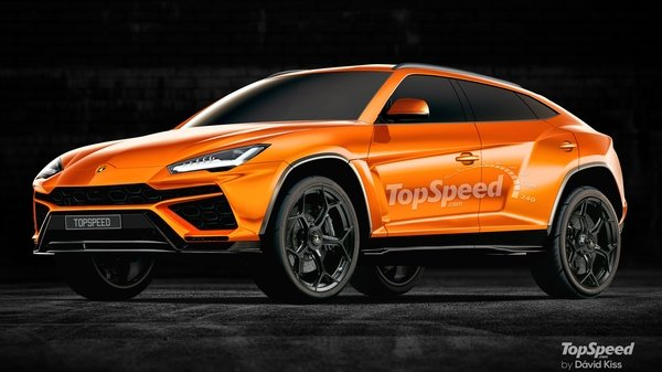 2018 Lamborghini Urus Review Top Speed