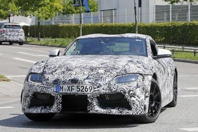 Leaked Toyota Supra Specs Give us Hope That it'll Debut Soon - image 725954