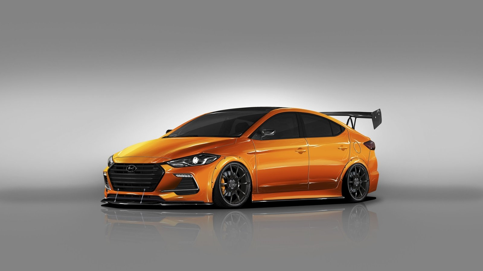 2017 Hyundai Btr Edition Elantra Sport Concept Pictures